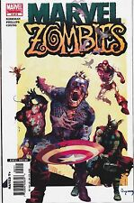 MARVEL ZOMBIES # 2 MOCK AVENGERS #4 COVER