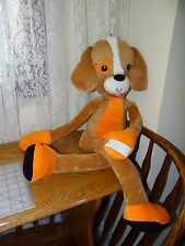 As Seen on TV Stretchkins Dog Soft & Cuddly Plush Toy