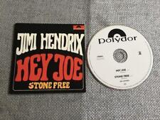 Jimi Hendrix Hey Joe / Stay Free  CD Single Card Sleeve
