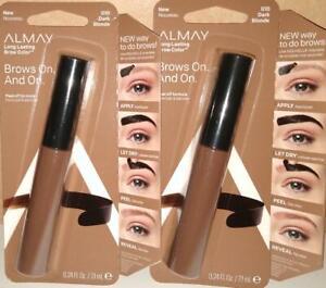 Almay Long Lasting Brow Color- #010 Dark Blonde (2)