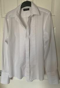 taylor and wright shirt Tuxedo White 15 1/2 Dress Shirt
