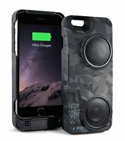 PERI Duo for case for iPhone 6/6s with the 2900 mAh battery Black Free Shipping