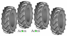 Tyre Set Alliance 323 TL 14 Ply Size 405/70-20  Tractor  From Acorn
