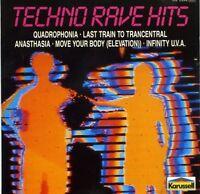 PSB & The Ravers Techno rave hits (1992) [CD]