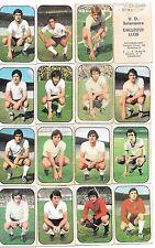 (*) LOTE 16 CROMOS FÚTBOL ESTE 76-77 1976-1977 SALAMANCA. PICTURE CARDS.FOOTBALL
