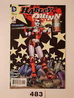 Harley Quinn #1 NM 1st Print New 52 Movie Connor Palmiotti
