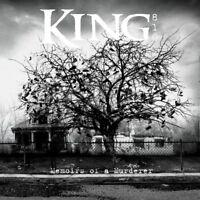 KING 810 - MEMOIRS OF A MURDERER  CD NEW!
