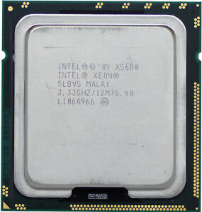 Intel Xeon X5680 (SLBV5) 3.33GHz 6-Core LGA1366 CPU