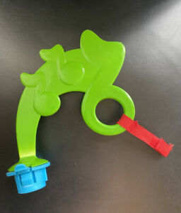 Baby Einstein Neighborhood Symphony Jumper Green Hanging Toy Replacement Part