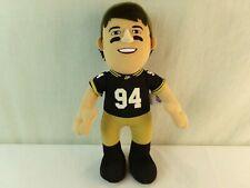 """Ryan Kerrigan Purdue Boilermakers #94 Beanie Plush Doll 10"""""""