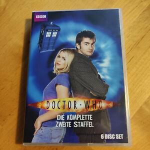 Doctor Who - Staffel 2 (2012)