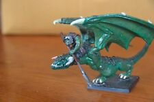 Warhammer Games Workshop orcos Inc Wyvern Duende Ejército De Metal