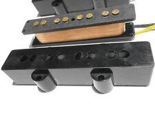 JAZZ BASS Pickups A2 AGED Relic HandWound ALNICO 5 Bridge Neck Jazzbass Fender