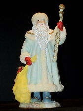 THE INTERNATIONAL SANTA CLAUS COLLECTION SC12 GRANDFATHER FROST  OF RUSSIA