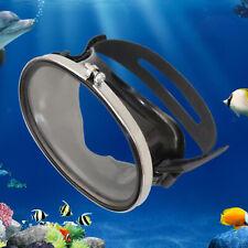 Oval Snorkel Diving Mask Waterproof Leakproof Anti-Fog Scuba Dive Glasses