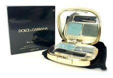 Dolce & Gabbana The Eyeshadow Smooth Eye Color Duo ~ Laguna 150 ~ .17 oz BNIB