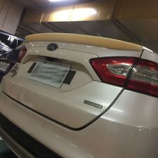 UNPAINTED For FORD Mondeo 4th Fusion Sema Look Rear Trunk Spoiler ABS