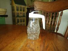 Vintage Anchor Hocking EAPC Syrup nice!