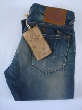 PRPS Mainline Denim Fury Two Year Wash - W31 / L32 - RRP £385 - Excellent - BNWT
