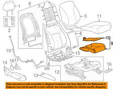 Chevrolet GM OEM 12-15 Sonic Passenger Seat-Foam Cushion Pad 95942536