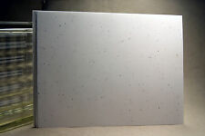 """White Seed Paper Heavy weight (80lb.) 8.5"""" x 11"""" pack of 4 handmade Cardstock"""