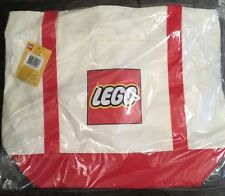 LEGO Promotional Canvas Tote Bag (5005326) - New & Sealed