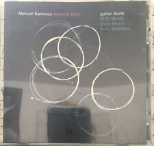 Manuel Barrueco: Nylon & Steel -  CD L0VG The Fast Free Shipping