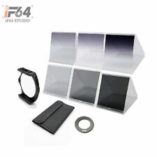 Square Filter Holder+ 67mm ring Adapter+6 pcs filters for Cokin P Series kit