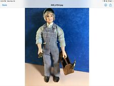 DOLLHOUSE GENTLEMAN PLUMBER