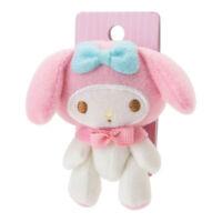 My Melody mini Plush Doll Ponytail Holder Sanrio Japan