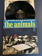 THE ANIMALS Animalization LP Vinyl VG/VG