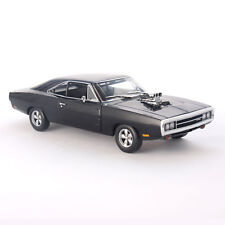 Fast and Furious Dom's 1970 Dodge Charger 1:18 Scale Diecast Car Model Replica