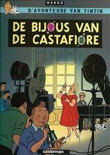 EO 2004 HERGÉ  + TINTIN  EN BRUXELLOIS : DE BIJOUS VAN DE CASTAFIORE
