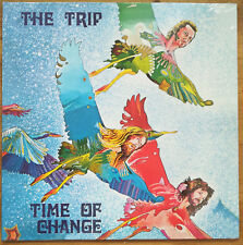 The Trip – Time Of Change LP Akarma RE Prog It Nuovo Sigillato Still Sealed