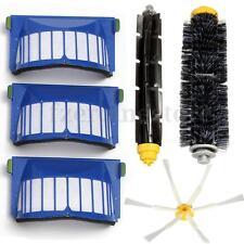 Ersatz 3 bewaffneten Brush Filter für iRobot Roomba 600 Serie 620 630 650 660