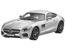 "1:18 Norev Mercedes AMG GT S IRIDIO PLATA ""DEALER VERSION"""