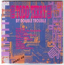 DOUBLE TROUBLE  Todd Terry Megamix 2x  CD Single 1988 ZYX Germany