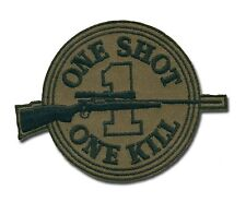 One Shot One Kill Subdued Patch  - Sniper