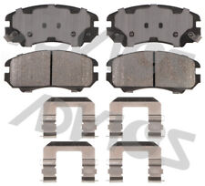 Disc Brake Pad Set-Ultra-Premium OE Replacement Front ADVICS AD0924