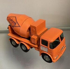 Original Matchbox King Size / K13 ERF 'Readymix' Cement Truck VGC
