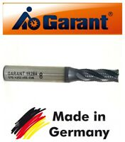 GARANT Germany End Mill 8mm HSSCo 8% Shank Dia 10MM Coat 4-Flute No122