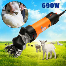 690W 220V Electric Shears Shearing Clipper Animal Sheep Goat Pet Farm Durable