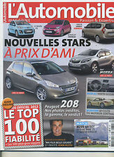 L'AUTOMOBILE MAGAZINE n°789 02/2012