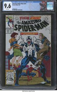 Amazing Spider-Man #374 1993 CGC 9.6 - Michelinie story, Venom appearance.