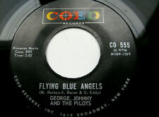 GEORGE JOHNNY AND THE PILOTS - FLYING BLUE ANGELS- EX