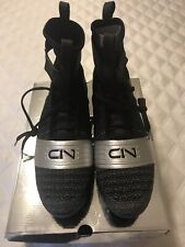 Under Armour UA C1N MC Football Cleats Size 9 Black/Silver 3000175 001 New