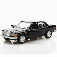 1:36 Mercedes Benz E-class W123 Classical Car Model Simulation  Retro Autos Toys