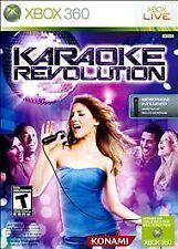 Karaoke Revolution (Microsoft Xbox 360, 2009)