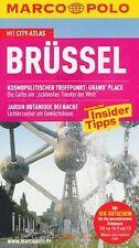 MARCO POLO Reiseführer Brüssel: Reisen mit Insider-Tipps... | Buch | Zustand gut