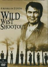 Wild West Shootout (4 Movies on 2 DVDS)